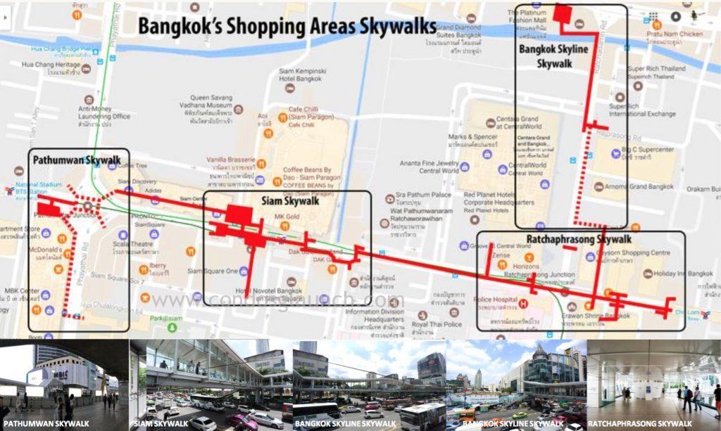 Bangkok Skywalk