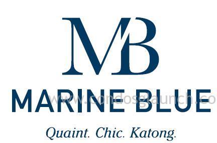 Marine Blue Logo