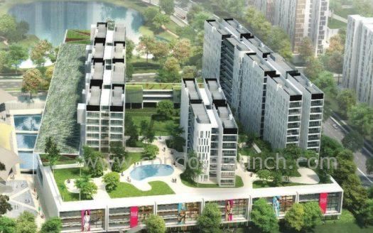 Upper-Serangoon Mixed Development