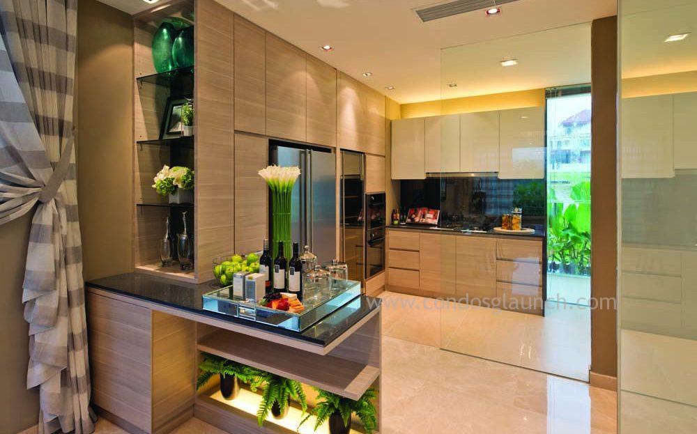 Belgravia Villas Fully Equipped Kitchen
