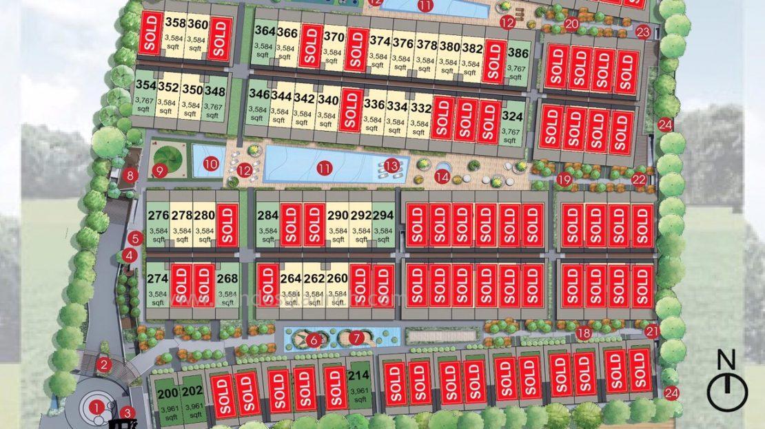 Belgravia Villas Sales Update