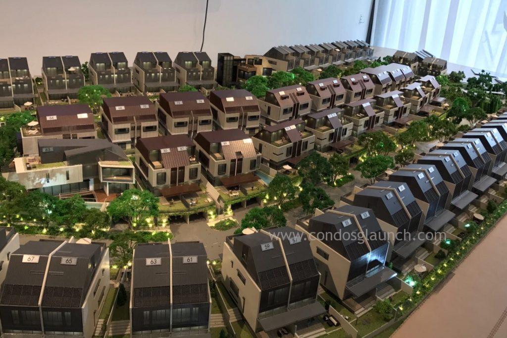 Victoria Park Villas Model