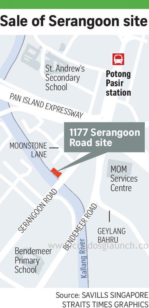 17 Serangoon Road new condo