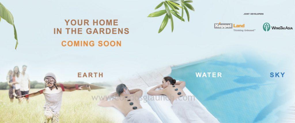 The Garden Residences +65 61008160