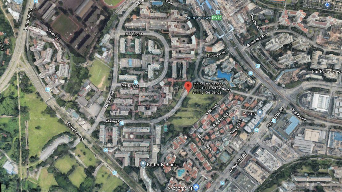 Stirling Residences +65 61008160