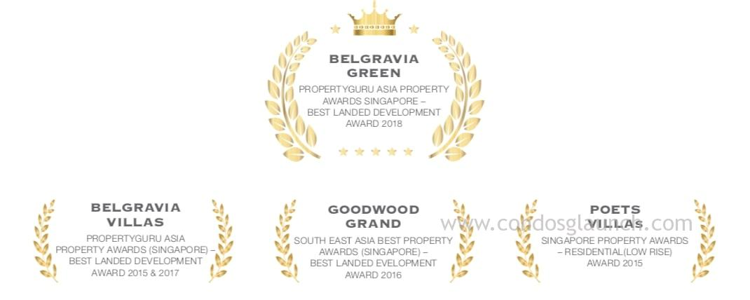 Belgravia Green awards
