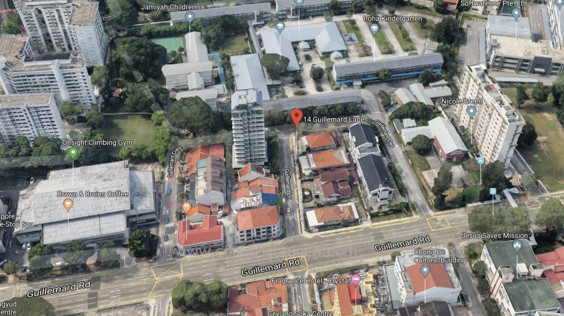 Arena Residences @ Guillemard Lane