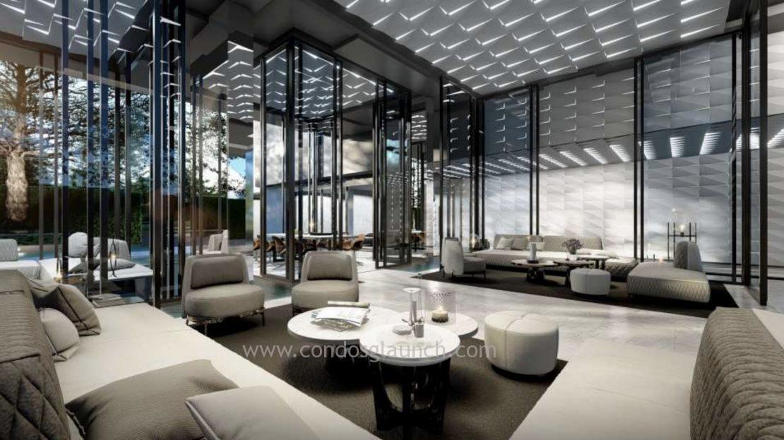 Rise Phahon Inthamara Grand Lobby