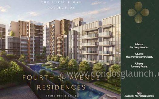 Fourth avenue residences +65 61008160