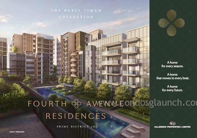 Fourth avenue residences +65 61008160