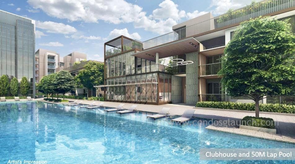 Fourth Avenue Residences Clubhouse 61008160