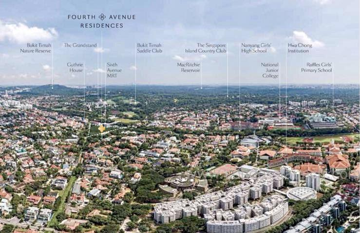 Fourth Avenue Residences location 61008160